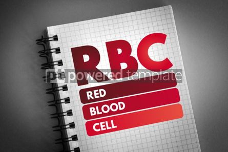 Health: RBC - Red Blood Cell acronym #06662