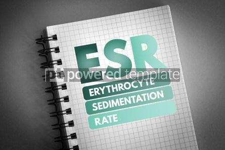 Health: ESR - Erythrocyte Sedimentation Rate acronym #06666