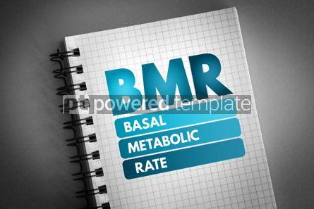 Health: BMR - Basal Metabolic Rate acronym #06667
