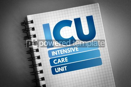 Health: ICU - Intensive Care Unit acronym #06671
