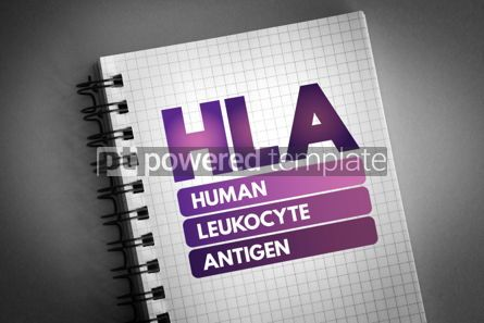 Health: HLA - Human Leukocyte Antigen acronym #06674