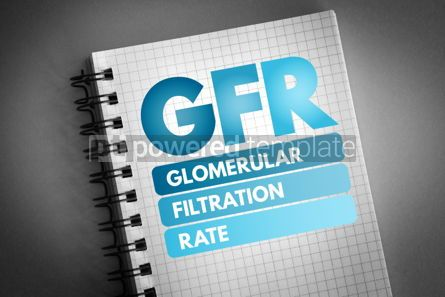 Health: GFR - Glomerular Filtration Rate acronym #06675