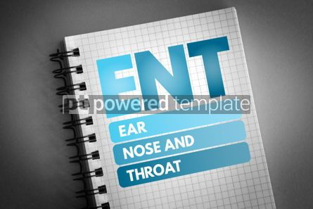 Health: ENT - Ear Nose and Throat acronym #06677