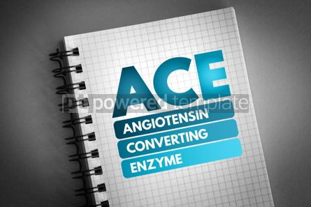 Health: ACE - Angiotensin Converting Enzyme acronym #06678
