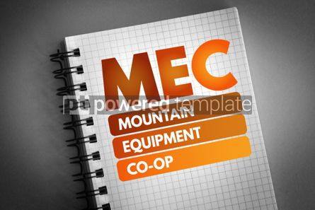 Business: MEC - Mountain Equipment Co-Op acronym #06679