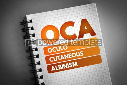 Health: OCA - Oculo Cutaneous Albinism acronym #06680