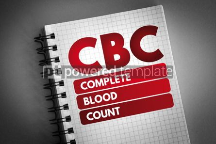 Health: CBC - Complete Blood Count acronym #06682