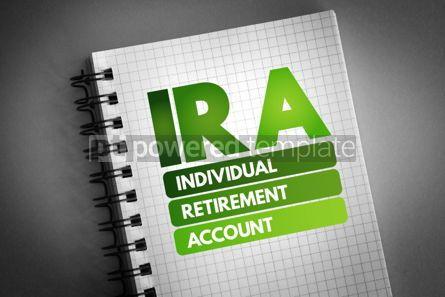 Business: IRA - Individual Retirement Account acronym #06684
