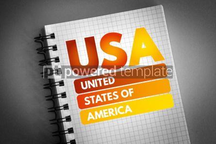 Business: USA - United States of America acronym #06687