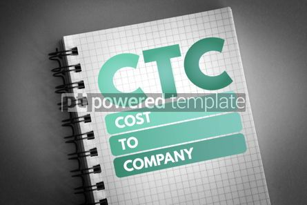 Business: CTC - Cost To Company acronym #06688