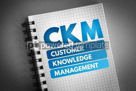 Business: CKM - Customer Knowledge Management acronym #06689