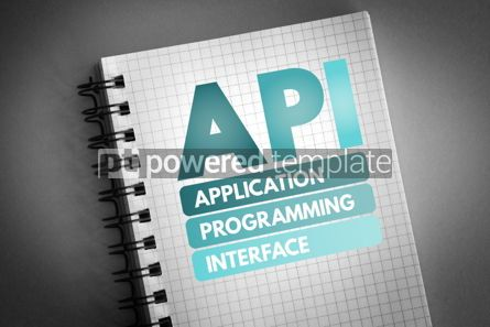 Technology: API - Application Programming Interface acronym #06693
