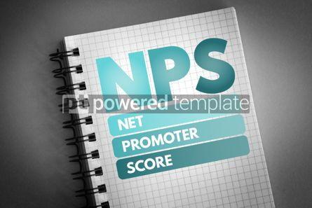 Technology: NPS - Net Promoter Score acronym #06694