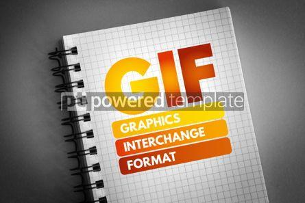 Technology: GIF - Graphics Interchange Format acronym #06695