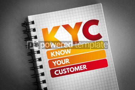 Business: KYC - Know Your Customer acronym #06698