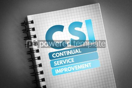 Business: CSI - Continual Service Improvement acronym #06702