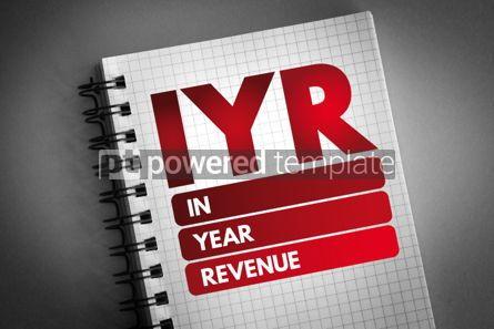 Business: IYR - In Year Revenue acronym #06717