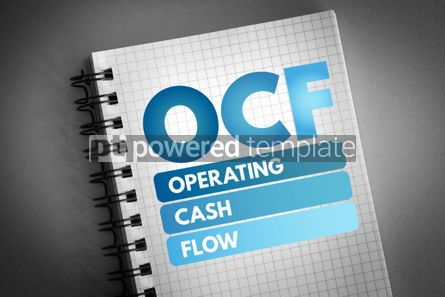 Business: OCF - Operating Cash Flow acronym #06719