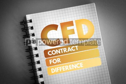 Business: CFD - Contract For Difference acronym #06721