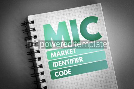 Business: MIC - Market Identifier Code acronym #06727