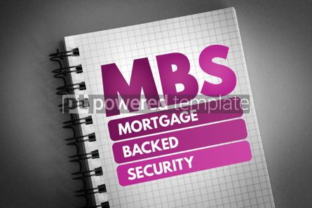 Business: MBS - Mortgage Backed Security acronym #06731