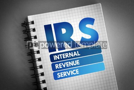 Business: IRS - Internal Revenue Service acronym #06738
