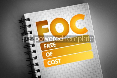 Business: FOC - Free Of Cost acronym #06744