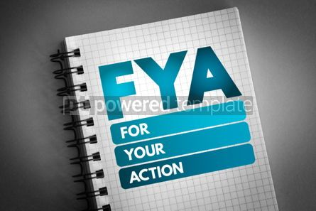Business: FYA - For Your Action acronym #06750