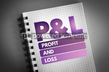 Business: P&L - Profit and Loss acronym #06760