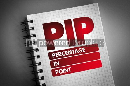 Business: PIP - Percentage In Point acronym #06762