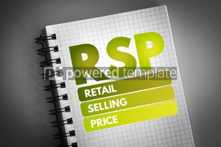 Business: RSP - Retail Selling Price acronym #06764