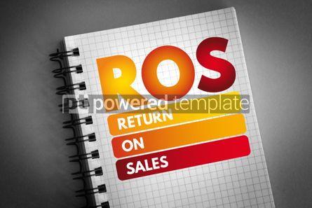 Business: ROS - Return On Sales acronym #06768