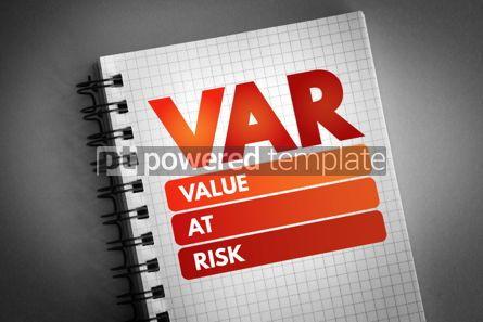 Business: VaR - Value at Risk acronym #06770