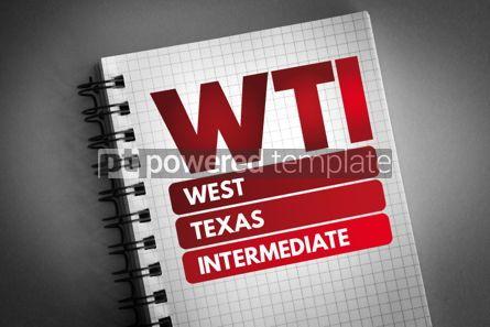 Business: WTI - West Texas Intermediate acronym #06774