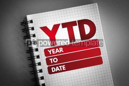 Business: YTD - Year To Date acronym #06775
