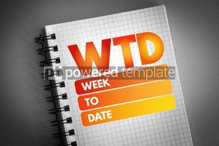 Business: WTD - Week To Date acronym #06776