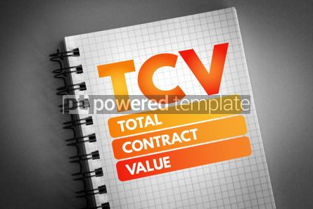 Business: TCV - Total Contract Value acronym #06777
