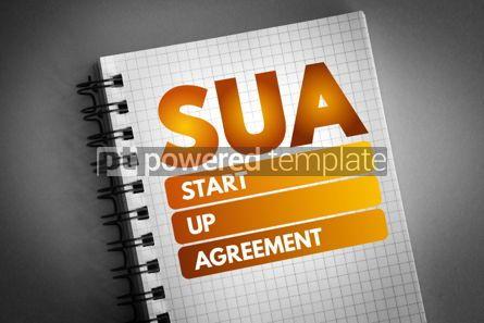 Business: SUA - Start Up Agreement acronym #06785