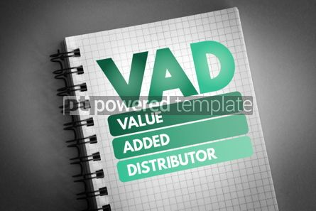 Business: VAD - Value Added Distributor acronym #06792