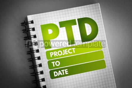 Business: PTD - Project To Date acronym #06793