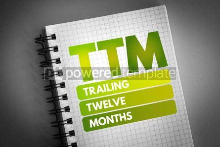 Business: TTM - Trailing Twelve Months acronym #06794