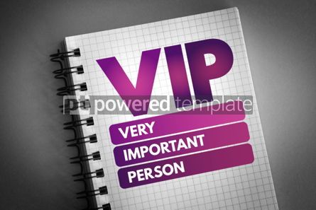 Business: VIP - Very Important Person acronym #06798