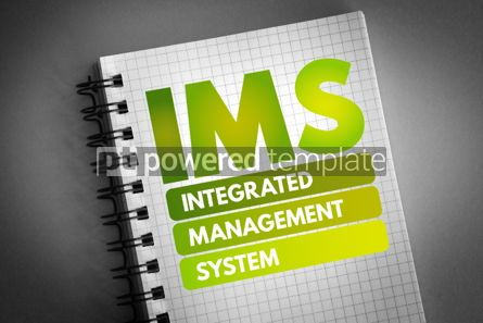 Business: IMS - Integrated Management System acronym #06800