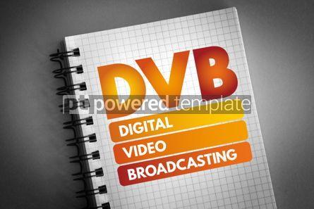 Business: DVB - Digital Video Broadcasting acronym #06832