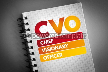 Business: CVO - Chief Visionary Officer acronym #06835