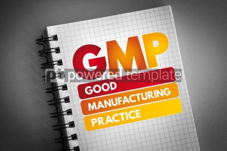 Business: GMP - Good Manufacturing Practice acronym #06838
