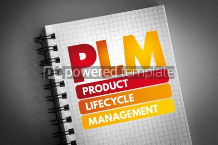 Business: PLM - Product Lifecycle Management acronym #06839