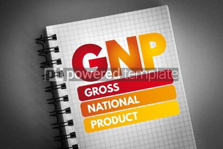 Business: GNP - Gross National Product acronym #06844