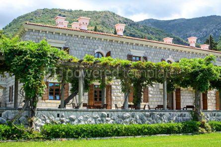 Architecture: Villa Milocer Sveti Stefan Montenegro #06846