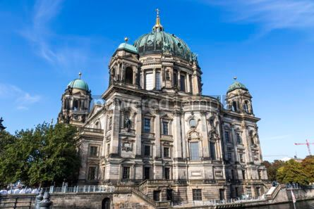 Architecture : Berlin Cathedral (Berliner Dom) Berlin Germany #06900